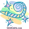 noise maker Vector Clip Art graphic
