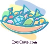 hard candies Vector Clipart illustration