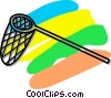 fishing net Vector Clip Art graphic