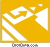 computer keyboard keys Vector Clipart picture