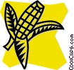 corn Vector Clipart picture