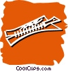 zipper Vector Clipart picture