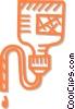 intravenous Vector Clip Art image