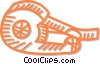 tape dispensers Vector Clip Art picture