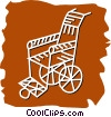 Wheelchairs Vector Clip Art picture