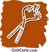Vector Clip Art picture  of a Tools