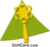baby rattle Vector Clip Art picture