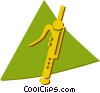 Vector Clipart graphic  of a bassoon