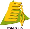 Vector Clipart graphic  of a Combs
