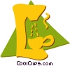 Coffee Pots and Coffee Makers Vector Clip Art picture