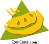 Watermelons Vector Clipart illustration
