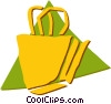 Shopping Bags Vector Clipart picture