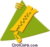 Zippers Vector Clip Art picture