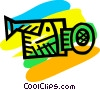 Video Cameras Vector Clip Art graphic