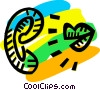 Vector Clipart graphic  of a Ears