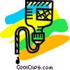 Intravenous Drip Vector Clipart picture