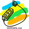 Power Bars Vector Clipart image