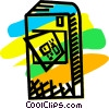 Mailboxes Vector Clipart graphic