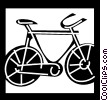 Bicycles Vector Clip Art image