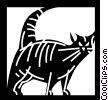 Cats Vector Clipart illustration