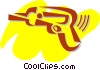 Vector Clipart illustration  of a Drills