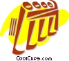 Vector Clipart picture  of a Panpipes