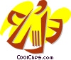 Fins Vector Clipart image