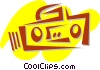 Mini Systems Vector Clipart picture