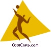 volleyball Vector Clip Art picture