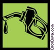 Petroleum and Gasoline Vector Clip Art graphic