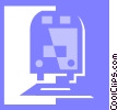 bus Vector Clip Art graphic