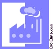 factory Vector Clipart illustration