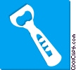 bottle opener Vector Clipart picture