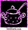 Soup Vector Clipart picture