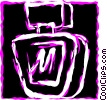Perfume and Cologne Vector Clip Art picture