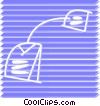 Teabags Vector Clipart picture