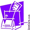 Printers Vector Clipart graphic