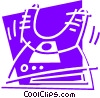 Antennas Vector Clipart picture