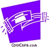 Vector Clipart image  of a Cables