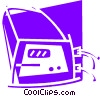 Test Equipment Vector Clip Art picture