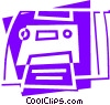 Cassette Tapes Vector Clipart picture