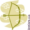 Archery Vector Clipart picture