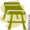 Vector Clipart graphic  of a Japanese designs