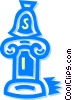 Vector Clipart illustration  of a money bag