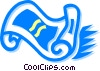 Scrolls and Parchment Vector Clip Art picture