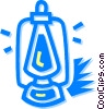 Vector Clipart image  of a Lanterns