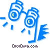 Opera Glasses Vector Clipart picture