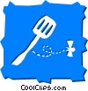 Fly Swatter Vector Clip Art picture