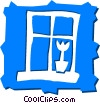 Windows Vector Clipart image