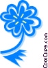 Vector Clip Art graphic  of a shamrock